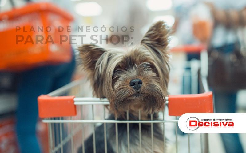 Plano de Negócios para Pet Shop: Como criar o melhor?