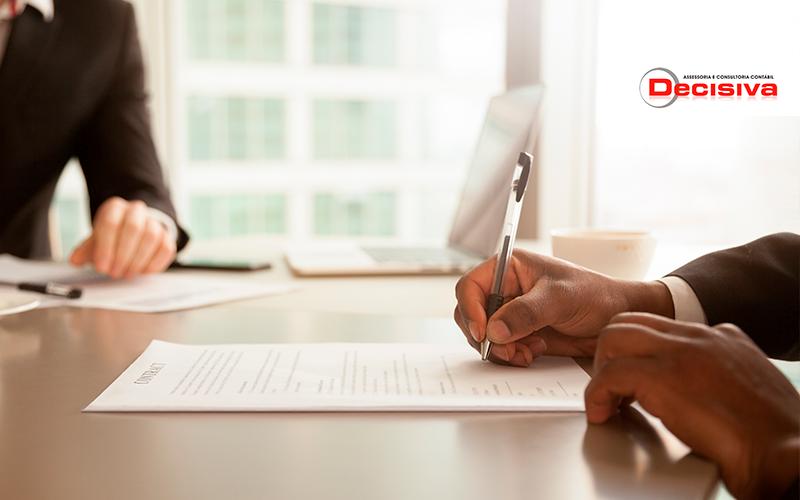 Como fazer um contrato de prestação de serviços?