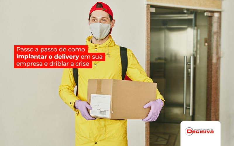 Como implantar delivery eficientemente?