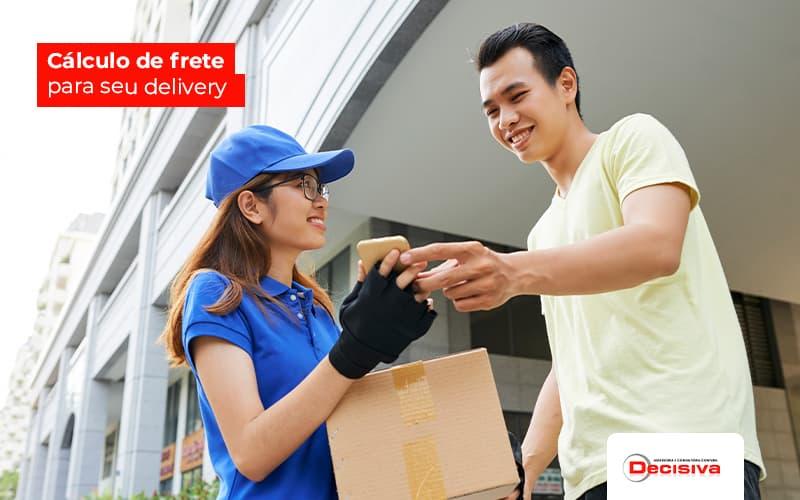 Custo de frete: aprenda a fazer o cálculo para o seu delivery