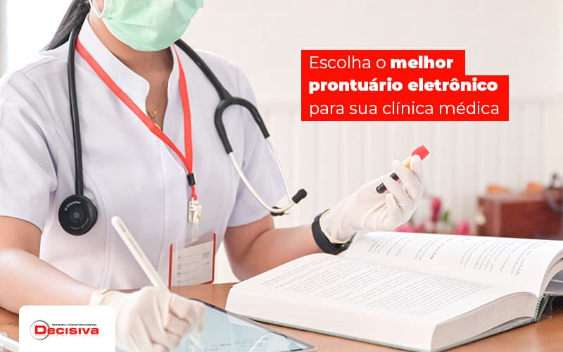 Prontuário eletrônico: Qual o ideal para a sua clínica médica?